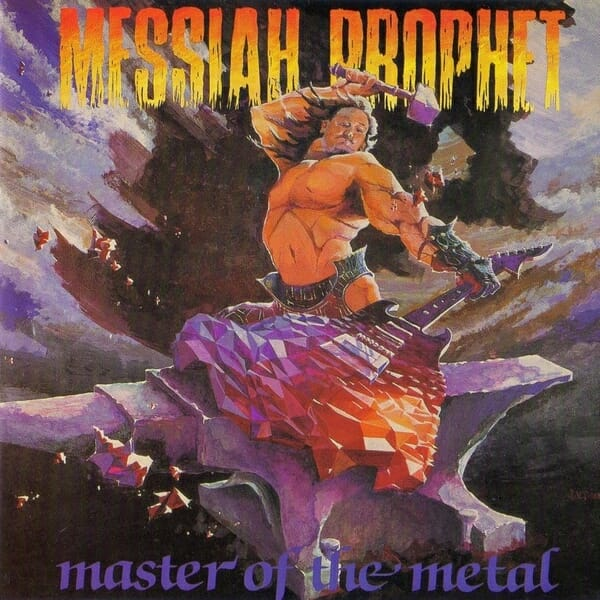 Music Wayback Machine: Messiah Prophet – Master of the Metal