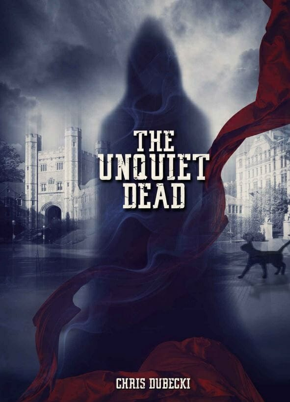 Book Review: The Unquiet Dead