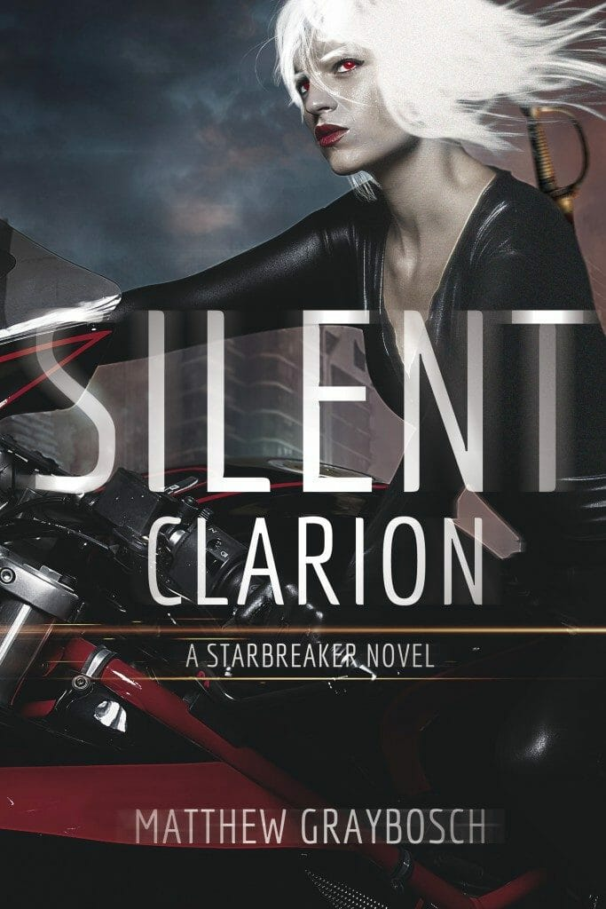 Silent Clarion Cover