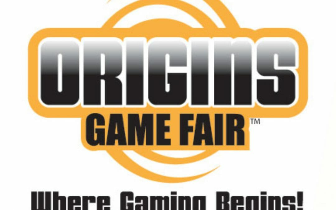 Origins Game Fair – Where Discourse Is Unwelcome